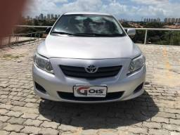 TOYOTA COROLLA 2010/2011 1.8 XLI 16V FLEX 4P MANUAL - 2011
