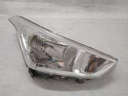 Farol Hyundai creta original lado direito
