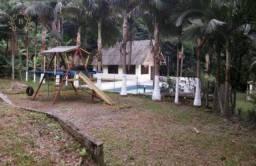 Sítio com 2 dormitório à venda, 35000 m² por R$ 880.000 - Maciambú (Ens Brito) - Palhoça/S