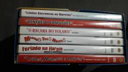Dvd coleção Elvis