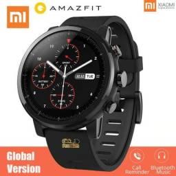Xiaomi Relógios Linha Completa - Mi Band 4 / Amazfit Bip / Verge / Stratos / GTR / GTS