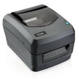 Impressora Etiquetas Codigo De Barras L42 Usb/serial Rs232 Elgin