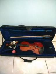 Violino 4/4 com case