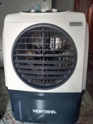 Climatizador também usado somente para ventilar