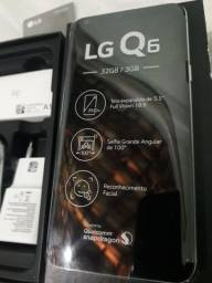 Celular lg q6 32gb