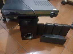 Home sony 500 rms usb dvd hdmi
