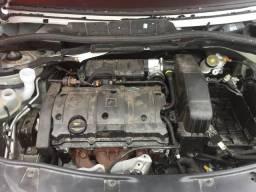 Motor parcial Peugeout 2008 Griffe 1.6 2017