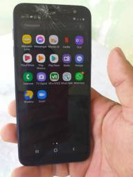 Samsung Galaxy trimcado