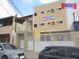 Apartamento com 1 dormitório para alugar, 40 m² por R$ 490,00/mês - Monte Castelo - Fortal