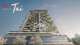 Penthouse com 3 dormitórios à venda, 128 m² por R$ 827.000,00 - Setor Bueno - Goiânia/GO