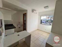 Studio com 1 dormitório para alugar, 20 m² por R$ 600,00/mês - Jardim Esmeraldas - Apareci