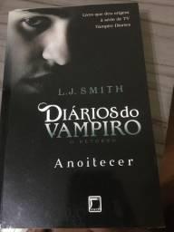Diários de um Vampiro - O retorno: Anoitecer