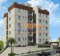 Apartamento à venda com 2 dormitórios em Barreiro, Belo horizonte cod:43080