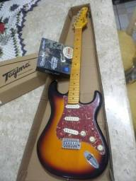 vendo ou troco por violão de maior valor Guitarra Tagima TG 530 Woodstock