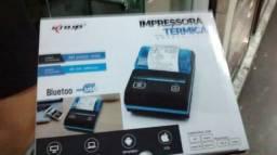 Impressora Térmica Portátil Bluetooth Knup Cupom Fiscal