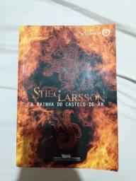 A rainha do castelo de ar - Steg Larsson
