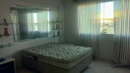 Apartamento Sol e Mar 1 quarto com suíte