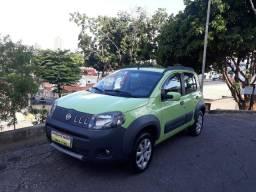 Fiat Uno Vivace Way 1.4 ano 2012 completo - 2012