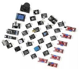 Arduino, componentes eletrônicos, sensores e microcontroladores (LEIA)
