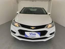 CRUZE 2017/2018 1.4 TURBO LT 16V FLEX 4P AUTOMÁTICO - 2018