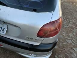 Peugeot 206 1.4 - 2008