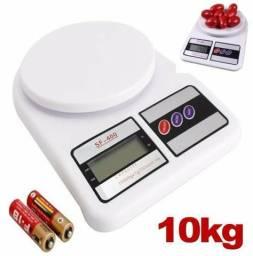 Balança de Cozinha Digital Alta Precisão - Escala em 1g ate 10kg