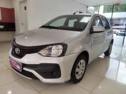 Toyota Etios X 1.3 Automatico 2019 - 2019