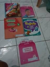 Livros escolar 5° ano