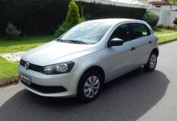 Volkswagen Gol City 1.0 2014 com Ar Condicionado e Direção Hidráulica Muito Conservado!!! - 2014