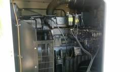 Grupo gerador de energia carenado incluso q,t,a 290 kva