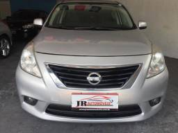 Vendo, Troco e Consigo financiamento Nissan Versa SL 1.6 Completo de tudo. 2013 - 2012