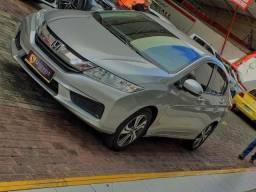 Honda City Lx Cvt - 2015