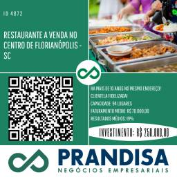 4872 Restaurante, tradicional, buffet a kg no Centro de Florianópolis