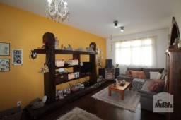Apartamento à venda com 4 dormitórios em Santo antônio, Belo horizonte cod:264304