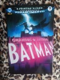 Grandes astros Batman edição 13