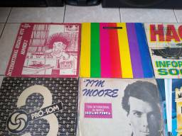 Discos de vinil Diversos títulos