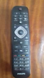 Controle tv smart philips