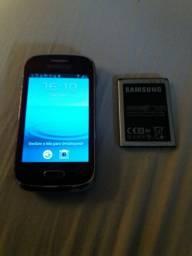 Samsung  mini perfeito.2 bateria.