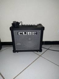 Cubo para guitarra roland cube