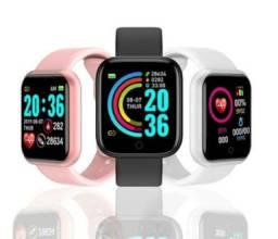 Relógio Inteligente Watch Y68 - (Novo)