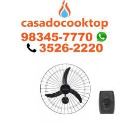 Ventilador De Parede New 60CM Comercial Oscilante 452 - 220V - Ventisol