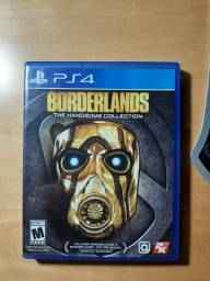 PS4 - Borderlands The Handsome Colection