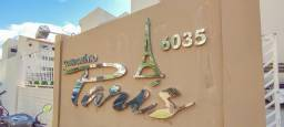 Apartamento á venda no Ed Paris - PVH - R$ 165 mil reais