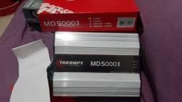 Módulo Taramps Md 5000.1 1 Ohm 5000w Potência Som Automotivo