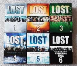 Lost - Coleção Completa 38 DVDs - Usada - Londrina-PR