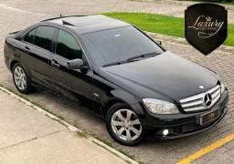 Mercedes-Benz C180 2011 Exclusive Kompressor Preta