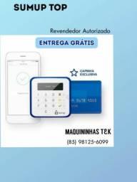 Maquininha Sumup Top - Promoção Taxa 0% (ENTREGA GRÁTIS)
