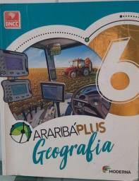 Aribabá plus Geografia 6 ano