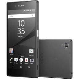 Smartphone Sony Xperia Z5 Novo Câmera 23 MP + Cartão SD Com Nota Fiscal