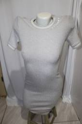 Vestido cinza original